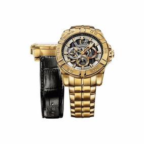 Kit Relógio Technos Time De Herois 6p79as/4c Ediçao Limitada