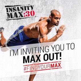 Nuevo Insanity Max 30 Completo Baja Peso De Manera Efectiva!