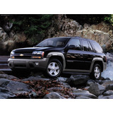 Manual De Mecánica Chevrolet Trailblazer 2002
