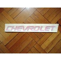 Monza Club - Adesivo Chevrolet Da Mala