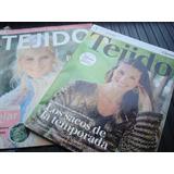 Revistas De Tejido Varias X 5 + Manual De La Tejedora