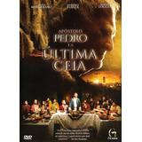 Dvd Apóstolo Pedro E A Última Ceia (graça_filmes) C88