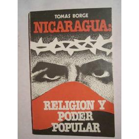 2 Libros Nicaragua: Cdte. Tomás Borge, Y Butazzoni