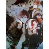 Posters Tokyo Ghoul, Sao, Diabolic Lovers, Miku $20 Cada Uno