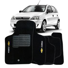 Tapete Carpete Corsa Hatch Sedan 06 07 08 09 10 11 12 13 14