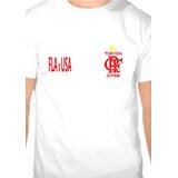 Camisa Do Flamengo Torcida Jovem Modelo Básico