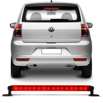 Luz Freio Traseira Com 12 Leds Automotiva Universal