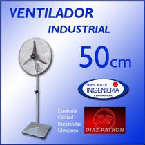 Ventilador Industrial De Pie 50cm - Cordoba