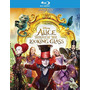 Blu-ray Alicia A Traves Del Espejo / Alice Through The L...