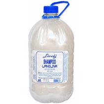 Shampoo Lanolina Lánoly Profissional Galão 5 Litros