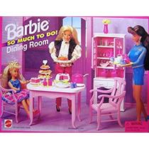 Juguete Barbie Tanto Para Hacer Comedor Playset (1995 Arcot