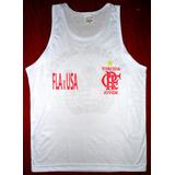 Camiseta Do Flamengo Torcida Jovem Fla X Usa Modelo Regata