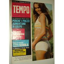Revista Italiana Antiga Anos 70 Propaganda Carro Alfa Romeo