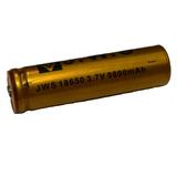 Bateria Recarregável 18650 9800mah 3.7v Lanterna Tática