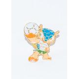 Pin Mascote Fuleco Copa Do Mundo 2014 No Brasil (modelo 3)