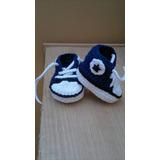 Botitas, O Gorritos Tejidos A Crochet Para Bebe Y Niños