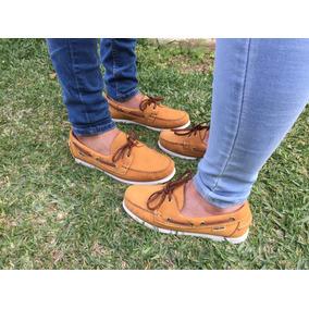 Zapatos Modelo Náutico- Ultima Moda-