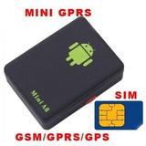 Mini Escuta Espião Gsm A8 Botão Sos Celular