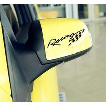 Adesivo Retrovisor Chevrolet Gm Onix Prisma Montana Spin
