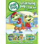 Leapfrog: Learningset Volumen Dos (tres Discos Dvd + Cd)