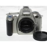 Nikon N55 Muy Buen Estado Con Tapa De Cuerpo
