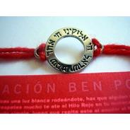 Hilo Rojo Evita Mal De Ojo Cabala Pulsera Autentico