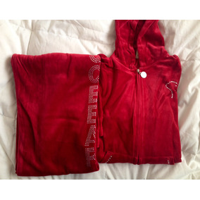 Velvet Conjunto Terciopelo Sweater Y Pantalon Gym