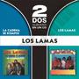 Los Lamas - 2 Albunes En Un Cd - Los Chiquibum