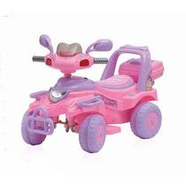 Cuatriciclo / Auto A Bateria Princesas 6 Volts