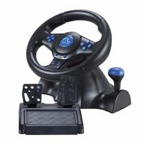 Multilaser Volante Racer 3 Em 1 Para Ps2 Ps3 Pc Js073