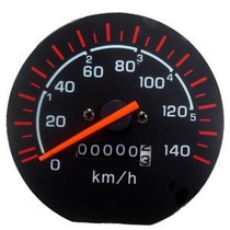 Velocimetro Chance Moto Honda Cg 125 Titan Até 1999