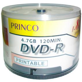 Dvd Princo Virgen