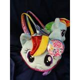 Bolsa My Little Pony 20cm Rainbow Dash
