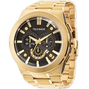 Relógio Technos Performance Ts Carbon Os2aar/4p