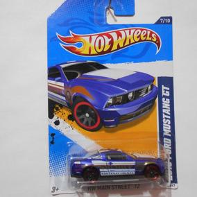 Fermar4020 2010 Ford Mustang Gt R-387 167/247 Azul