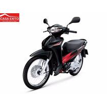 Moto Honda Wave Afs110 Año 2017 110cc