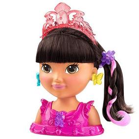Dora Peinados Y Estilo Mattel Dgj33