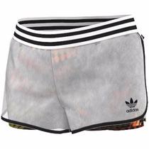 Short Atletico Originals Mujer Adidas Aj7290