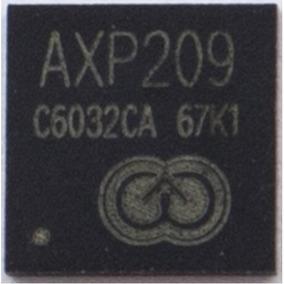 Axp209 Axp 209 Novo Original Smd Envio Imediato Menor Preço