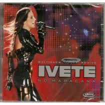 Cd Ivete Sangalo - No Maracanã Multishow Ao Vivo - Novo***