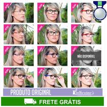 Óculos Feminino De Grau Armação Vários Modelos Frete Grátis