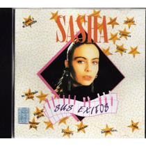 Sasha - Sus Éxitos - Univisión - 10 Canciones - 1 Cd