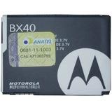 Bateria Motorla Bx40 V8 V9 V9m U9 Zn5 I9 Nextel