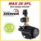 Bomba Presurizadora Rowa Max 26 Sfl 2 Años Gtia En La Plata