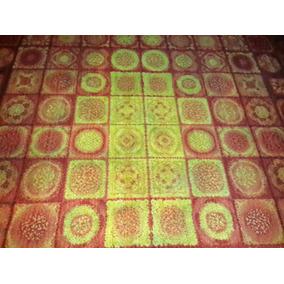 alfombra vintage tejida en cashmiln 295 x 240 - Alfombras Vintage