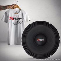 Subwoofer Shutt 15 Polegadas 2.4k Bass 1200w Rms + Camiseta