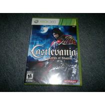 Castlevania Lords Of Shadow Nuevo Para Xbox 360,excelente.