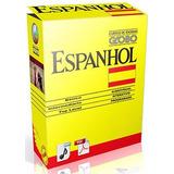 Curso Completo Espanhol Globo Em Dvd Básico Até Avançado