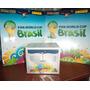 Caja De Barajitas Panini Mundial Brasil 2014 + Album