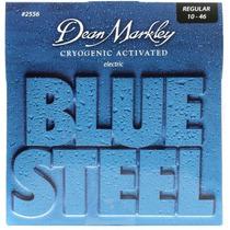 Cuerdas Guitarra Dean Markley Blue Steel 2556 Regular 10-46